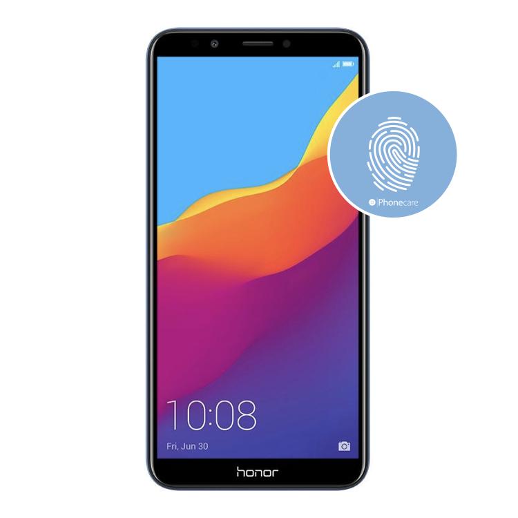 Austausch Fingerabdrucksensor / Fingerprint / Touch ID Honor 7C