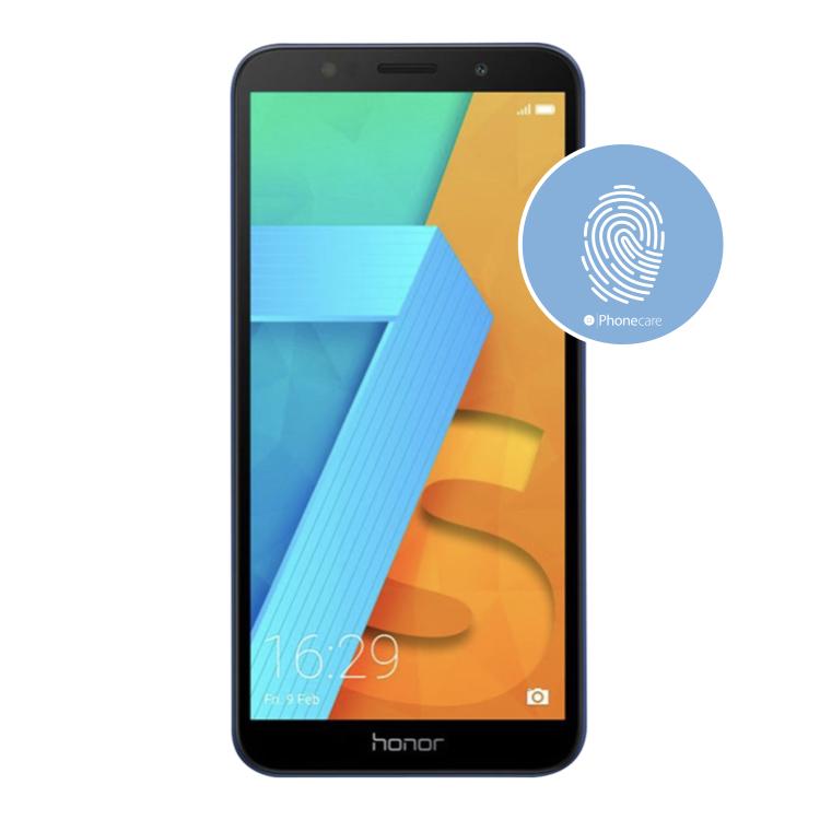 Austausch Fingerabdrucksensor / Fingerprint / Touch ID Honor 7S