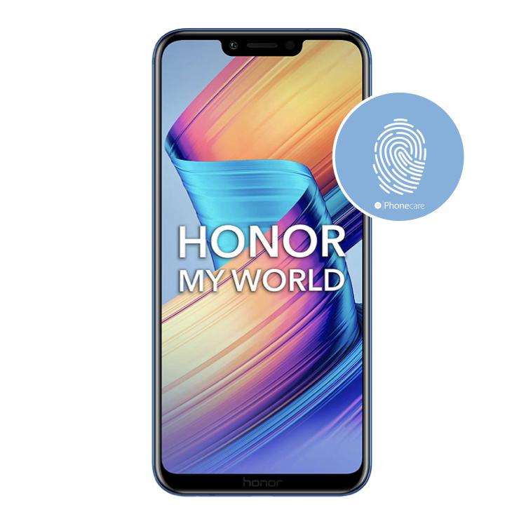 Austausch Fingerabdrucksensor / Fingerprint / Touch ID Honor Play