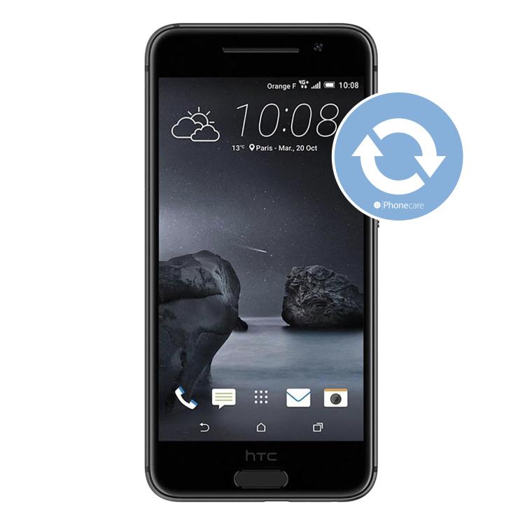 Datenübertragung HTC A9