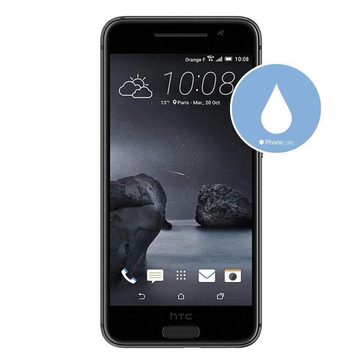 Flüssigkeitsschaden (Diagnose) HTC A9
