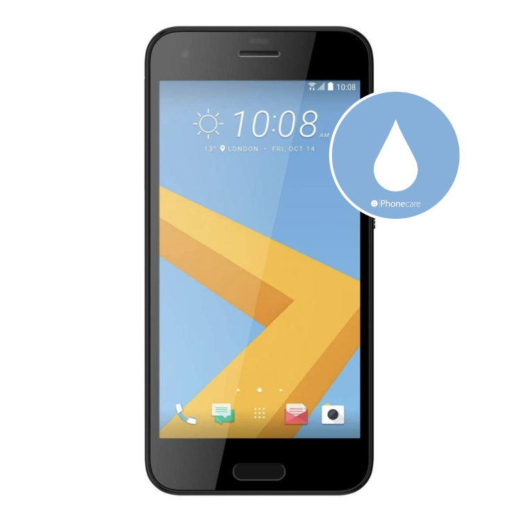 Flüssigkeitsschaden (Diagnose) HTC A9s