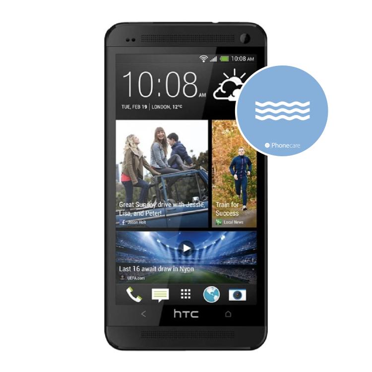 Austausch Vibrationsmotor HTC One M7