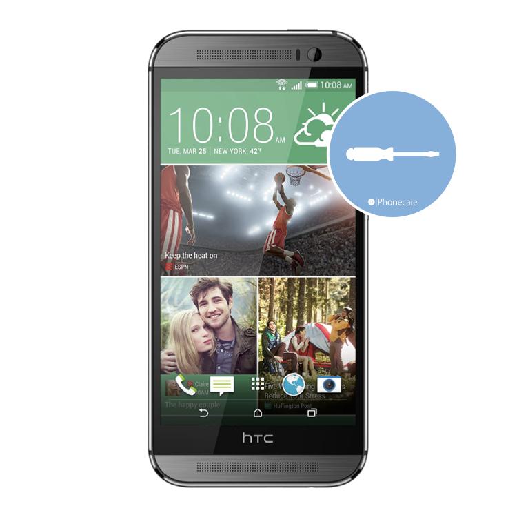 Austausch Backcover HTC One M8