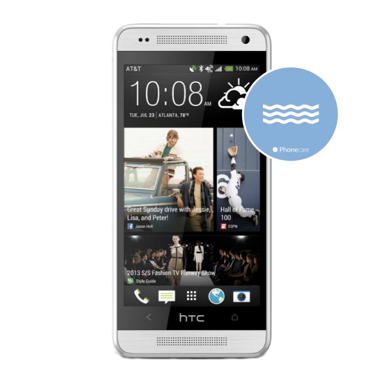 Austausch Vibrationsmotor HTC One mini M4
