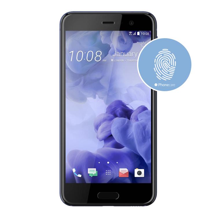Austausch Homebutton HTC U Play