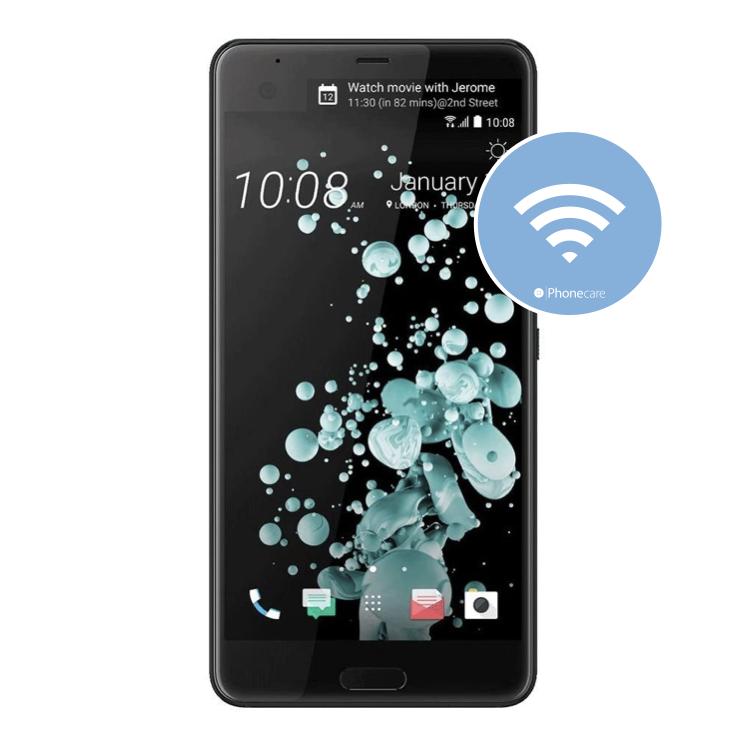 Austausch WLAN, GPS, Bluetooth HTC U Ultra