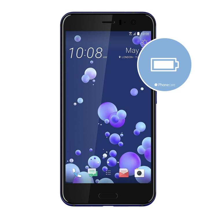 Austausch Akku HTC U11