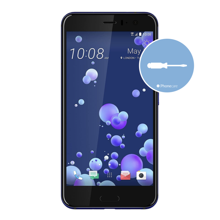 Austausch Backcover HTC U11