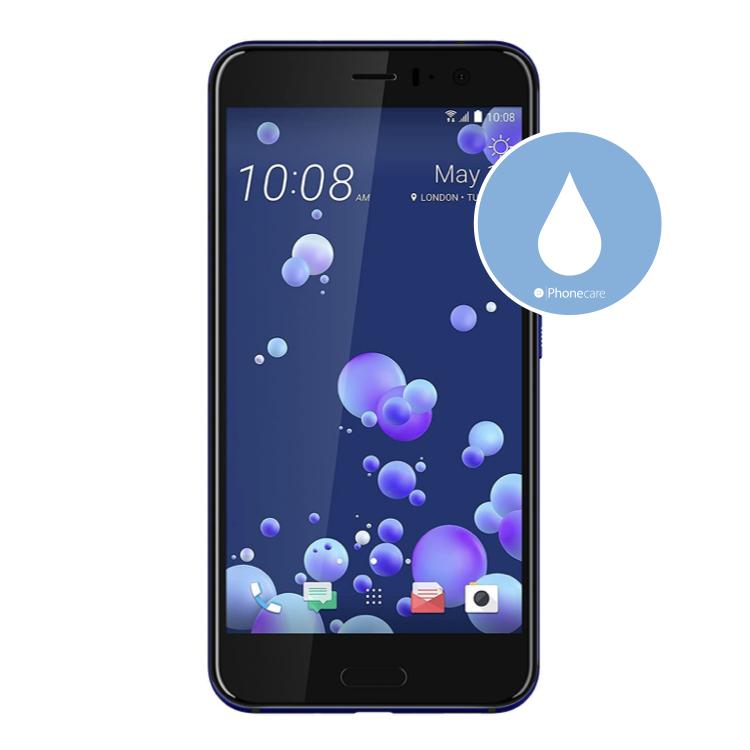 Flüssigkeitsschaden (Diagnose) HTC U11