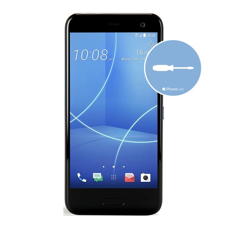 Austausch Powerbutton/Laut-Leiser Taste HTC U11 life