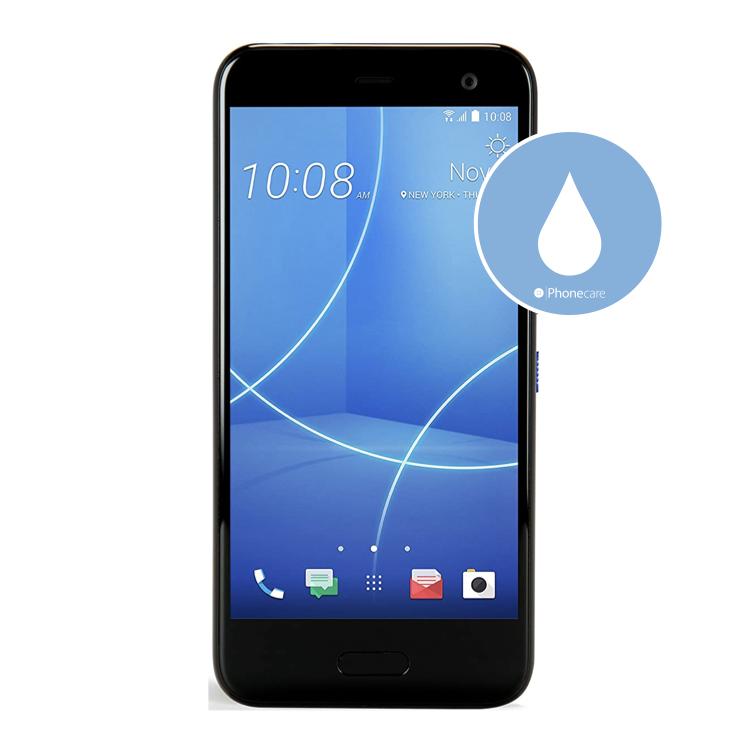 Flüssigkeitsschaden (Diagnose) HTC U11 life
