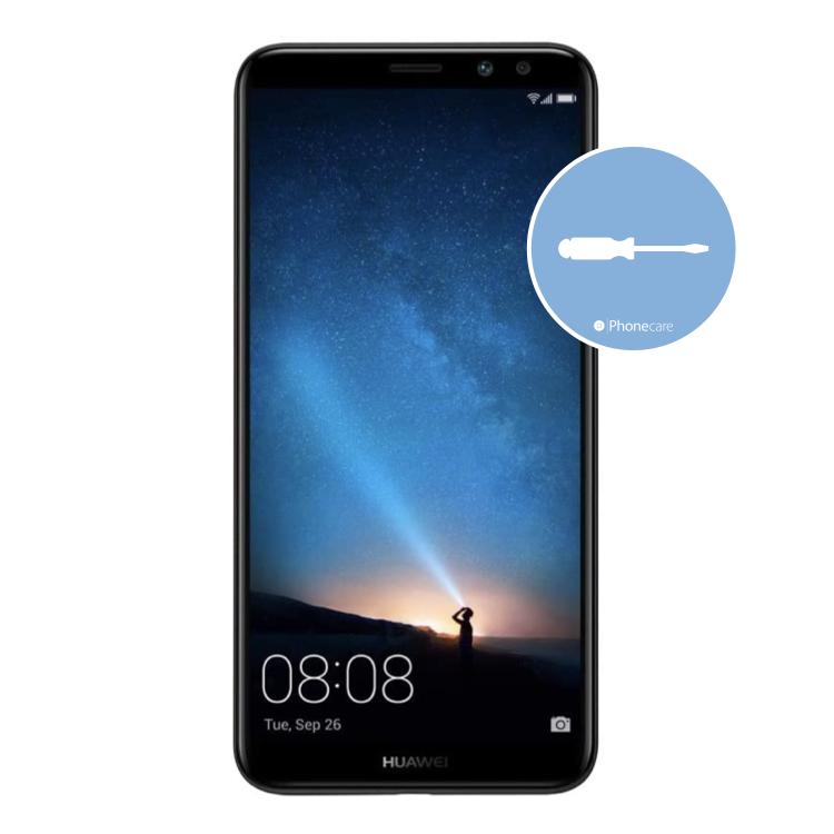 Austausch Powerbutton/Laut-Leiser Taste Huawei Mate 10 Lite (RNE-L01, CRNE-L21)