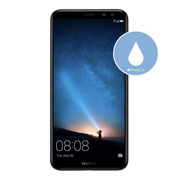 Flüssigkeitsschaden (Diagnose) Huawei Mate 10 lite