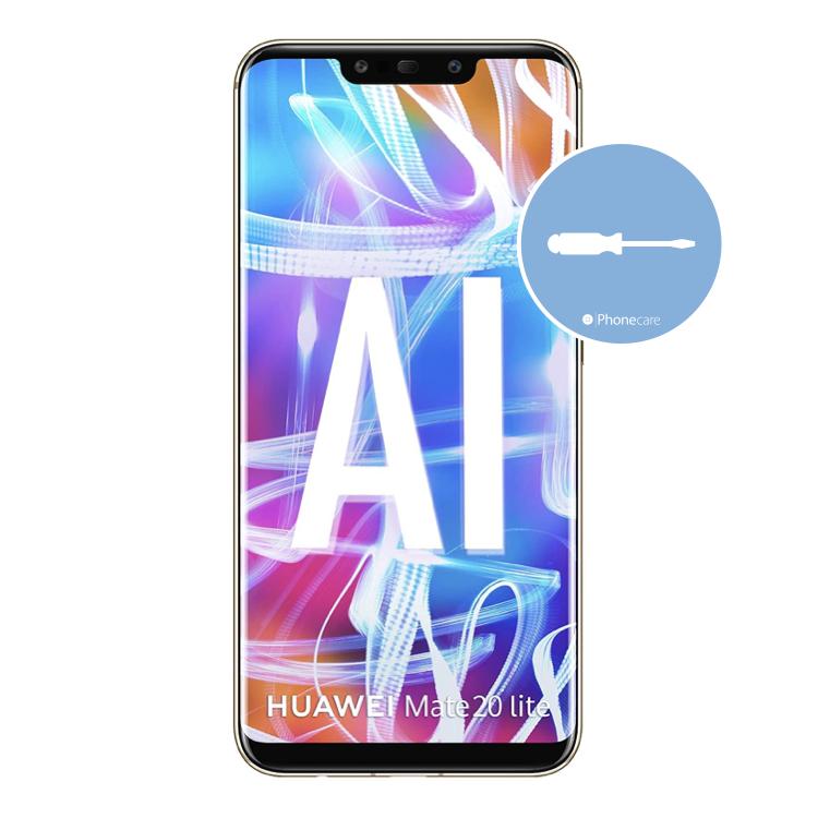 Austausch Powerbutton/Laut-Leiser Taste Huawei Mate 20 Lite (SNE-LX1, SNE-AL00)