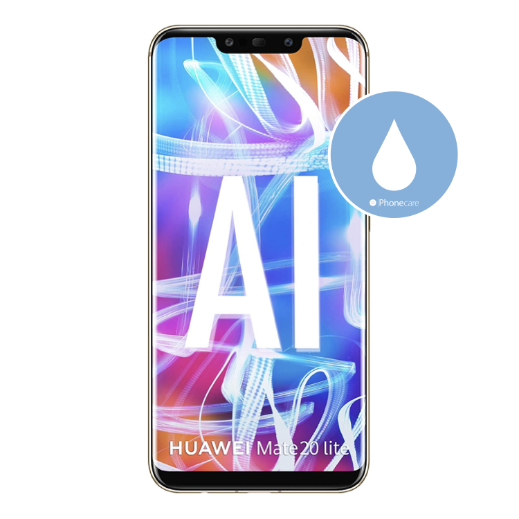 Flüssigkeitsschaden (Diagnose) Huawei Mate 20 Lite