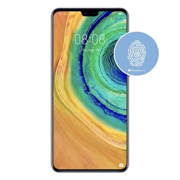 Austausch Fingerabdrucksensor / Fingerprint / Touch ID Huawei Mate 30 (TAS-L09, TAS-L29)