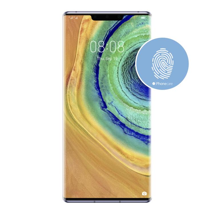 Austausch Fingerabdrucksensor / Fingerprint / Touch ID Huawei Mate 30 Pro (LIO-L09, LIO-L29)