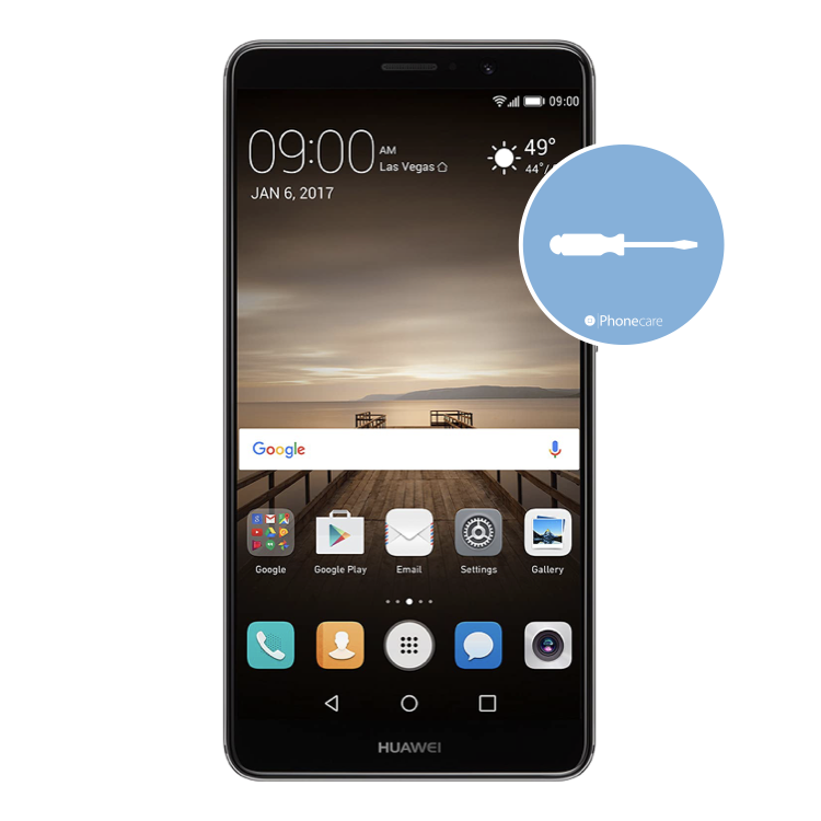 Austausch Backcover Huawei Mate 9 (MHA-L29)