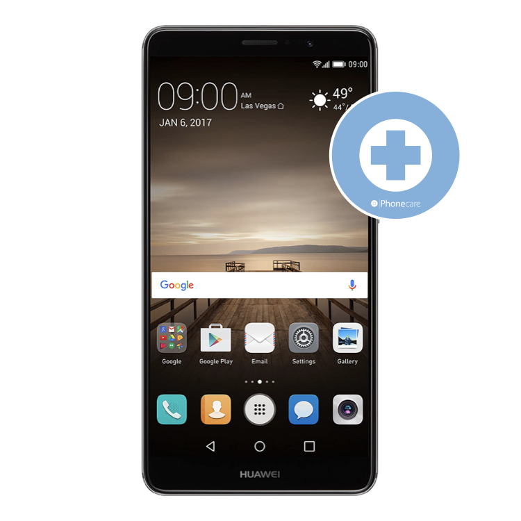 Datenrettung Huawei Mate 9