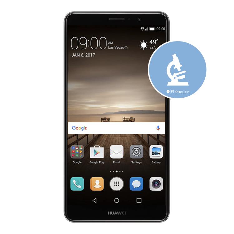 Diagnose Huawei Mate 9