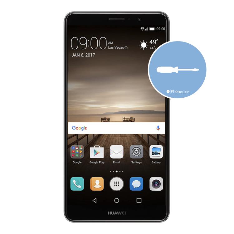 Austausch Powerbutton/Laut-Leiser Taste Huawei Mate 9 (MHA-L29)