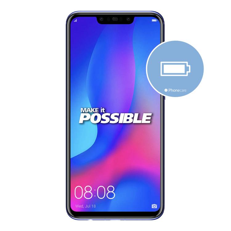 Austausch Akku Huawei Nova 3 (PAR-LX1, PAR-LX9)