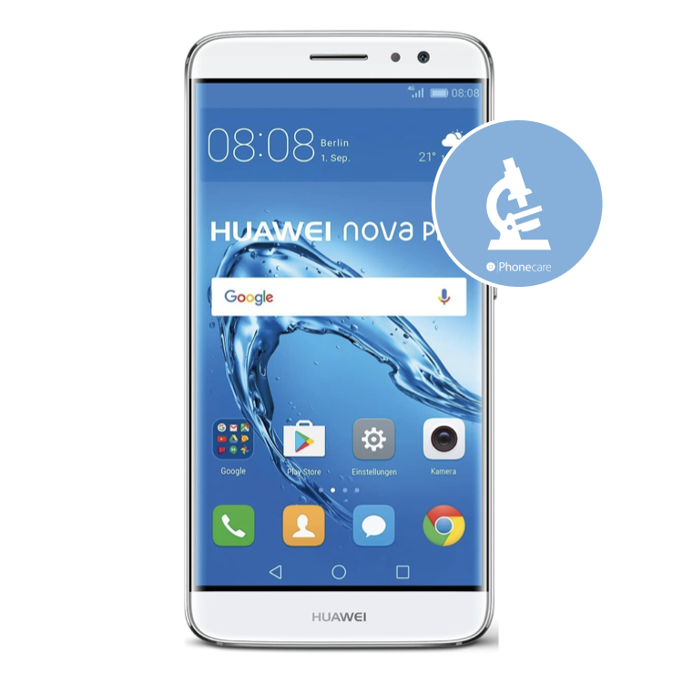 Diagnose Huawei Nova Plus