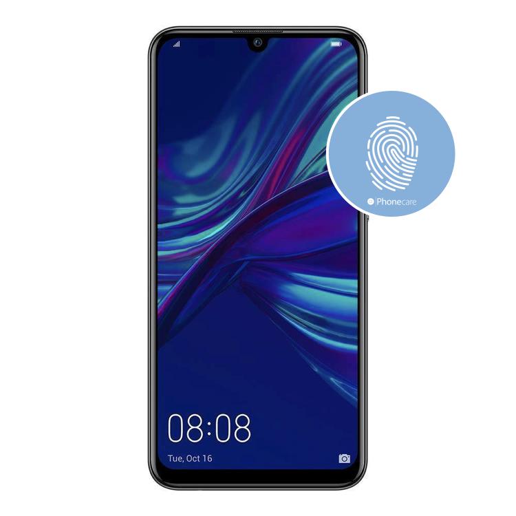 Austausch Fingerabdrucksensor / Fingerprint / Touch ID Huawei P smart Plus (2019) (POT-L21, POT-LX1)