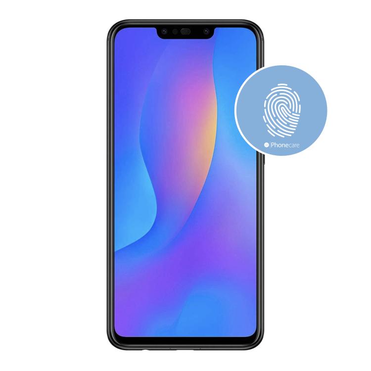 Austausch Fingerabdrucksensor / Fingerprint / Touch ID Huawei P smart Plus (INE-LX1)