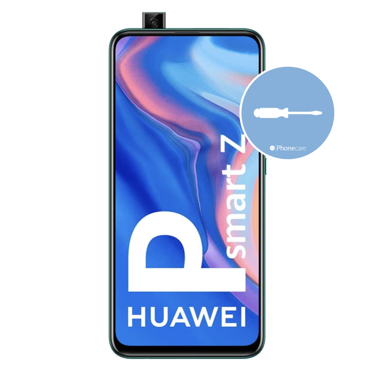 Austausch Powerbutton/Laut-Leiser Taste Huawei P smart Z (STK-L21)