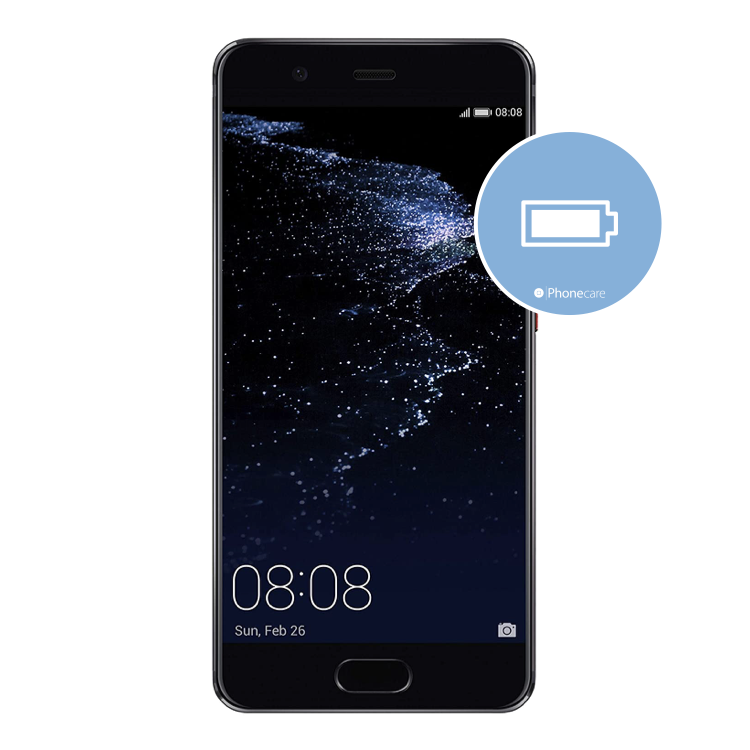 Austausch Akku Huawei P10 lite (WAS-LX1, WAS-L21)
