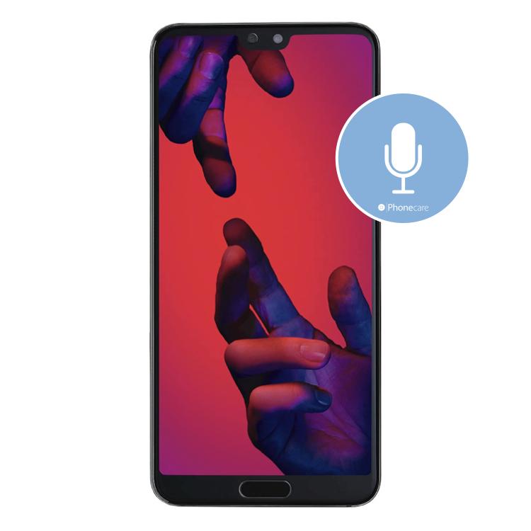Austausch Mikrofon Huawei P20 Pro (CLT-L29)