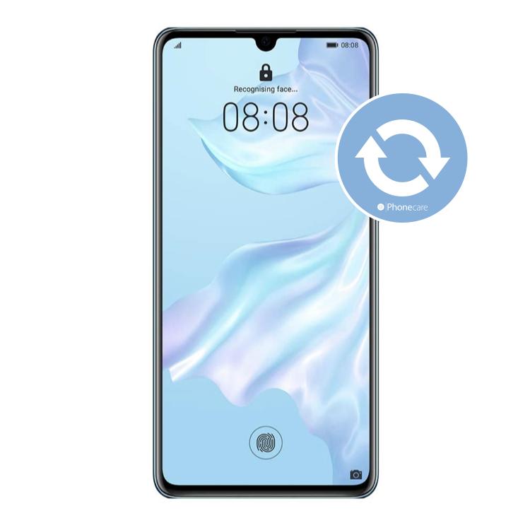 Datenübertragung Huawei P30