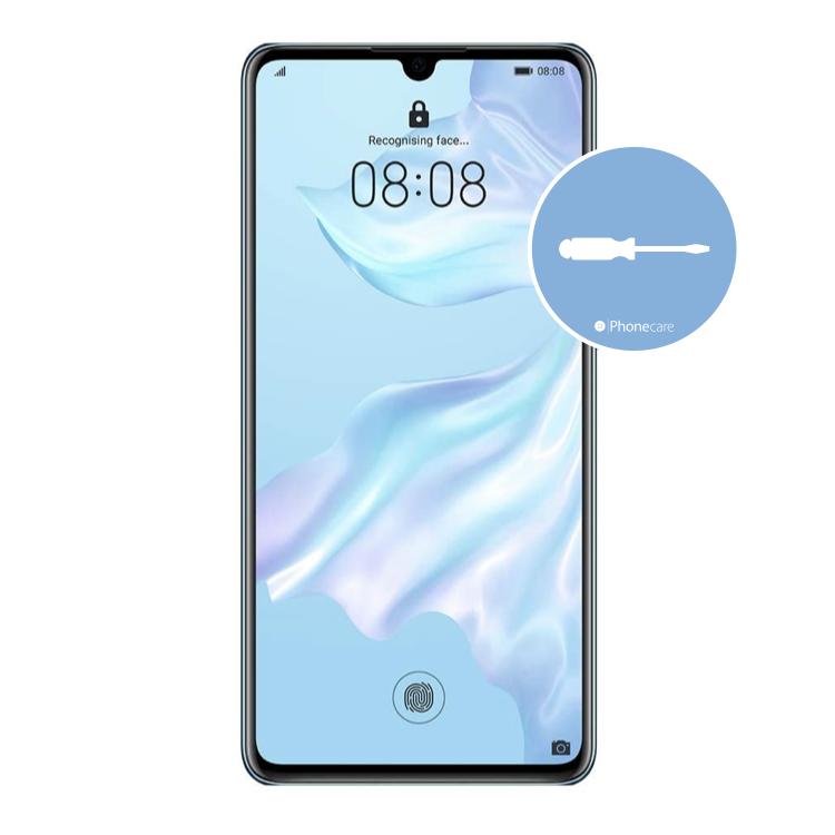 Austausch Powerbutton/Laut-Leiser Taste Huawei P30 (ELE-L29, ELE-L09)