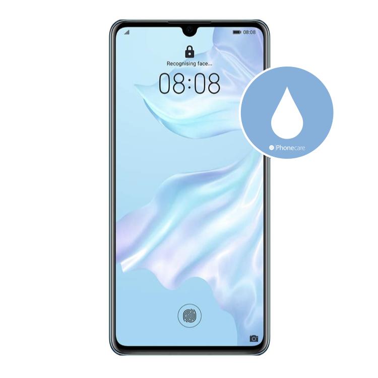 Flüssigkeitsschaden (Diagnose) Huawei P30