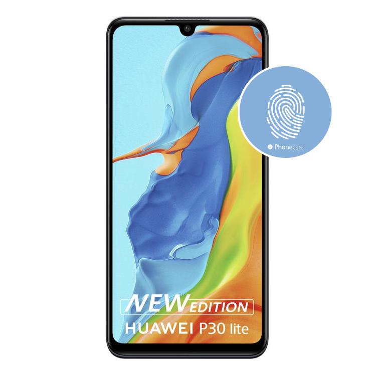 Austausch Fingerabdrucksensor / Fingerprint / Touch ID Huawei P30 Lite New Edition (MAR-L21BX, MAR-L21MEA)