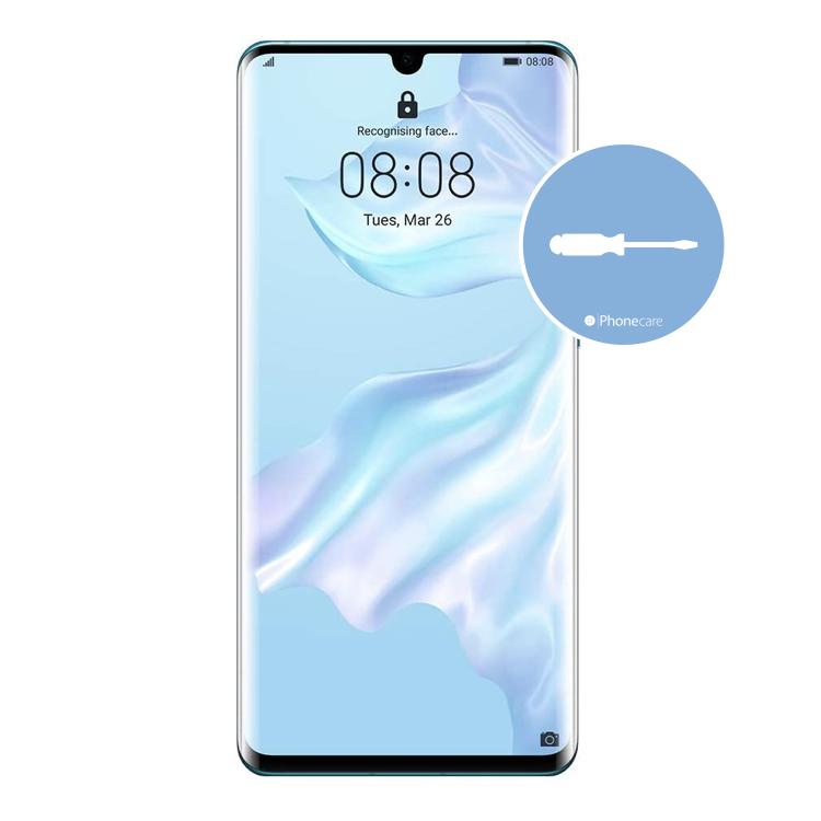 Austausch Powerbutton/Laut-Leiser Taste Huawei P30 Pro (VOG-L29, VOG-L09, VOG-L04)
