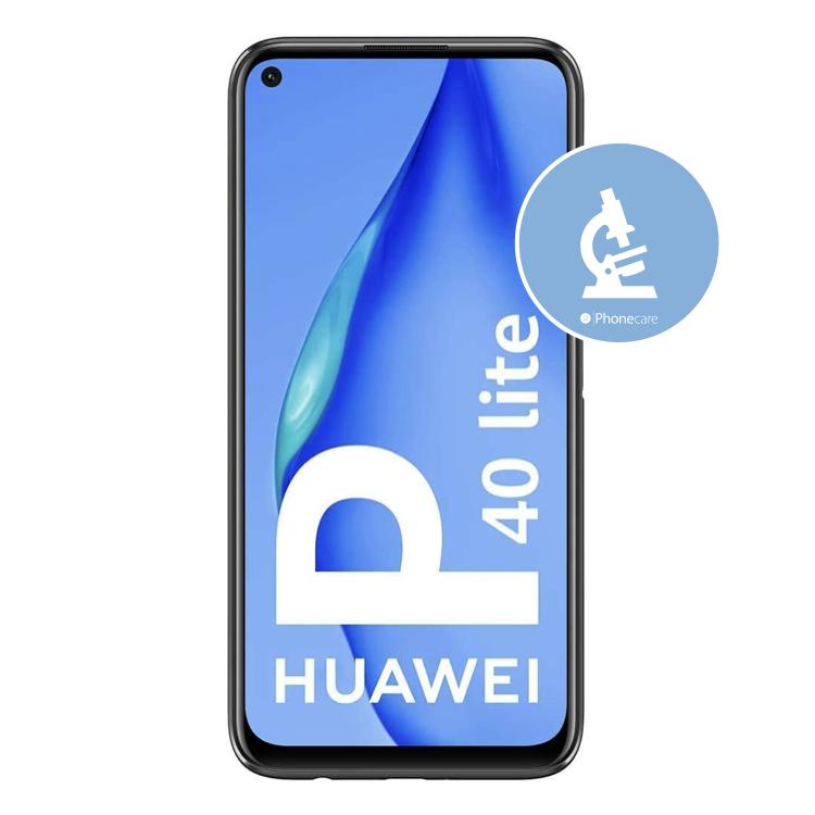 Diagnose Huawei P40 lite