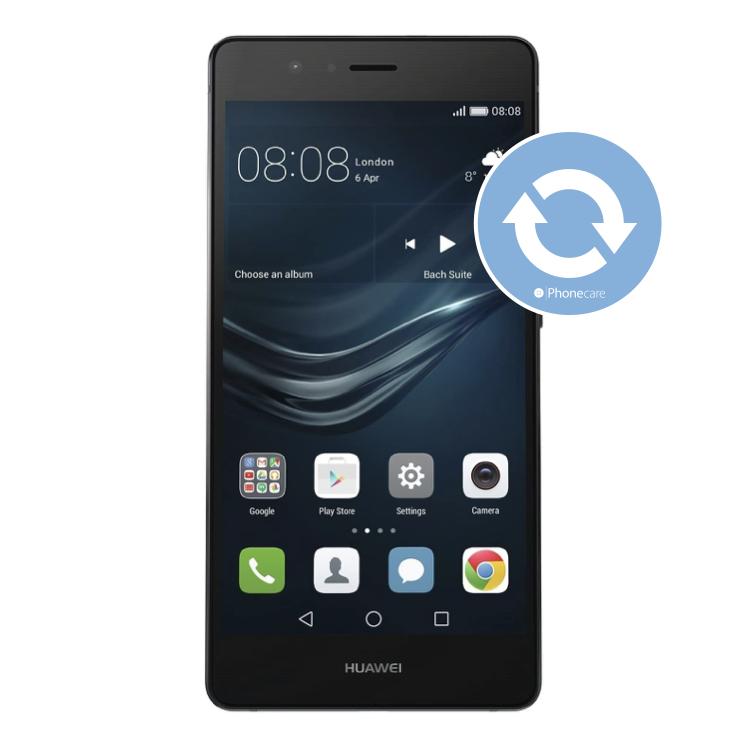 Datenübertragung Huawei P9 lite