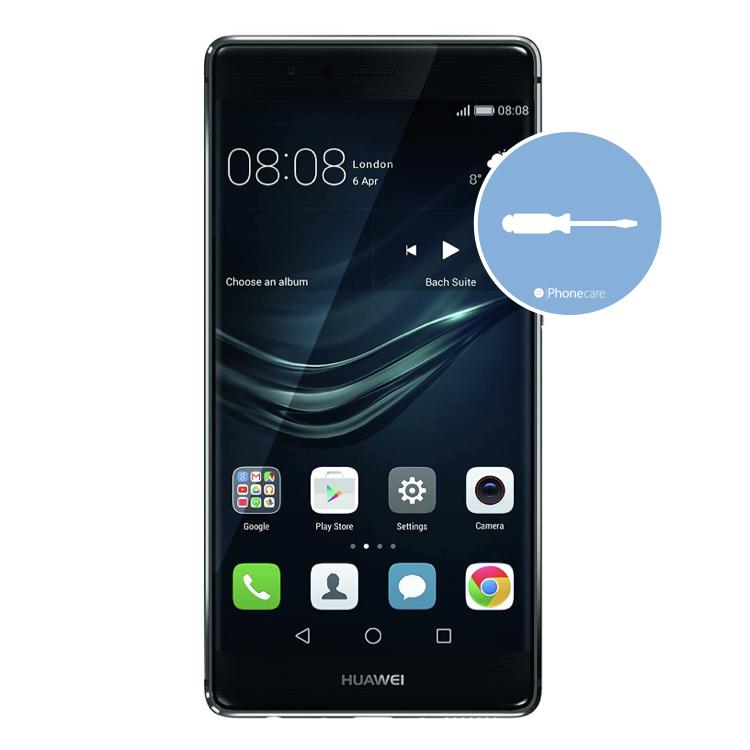Austausch Powerbutton/Laut-Leiser Taste Huawei P9 Plus (VIE-L09, VIE-L29)