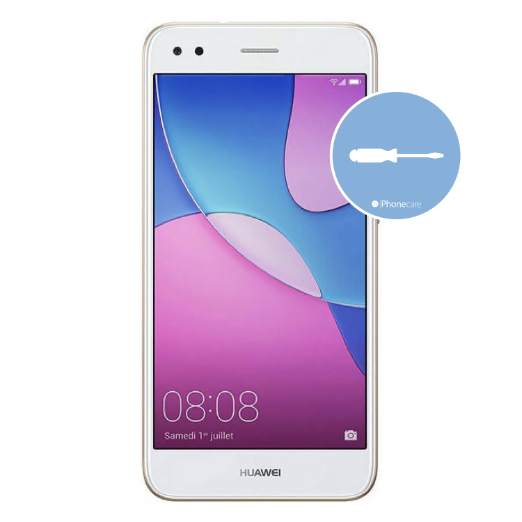 Austausch Backcover Huawei Y6 Pro (2017) (SLA-L02, SLA-L22)