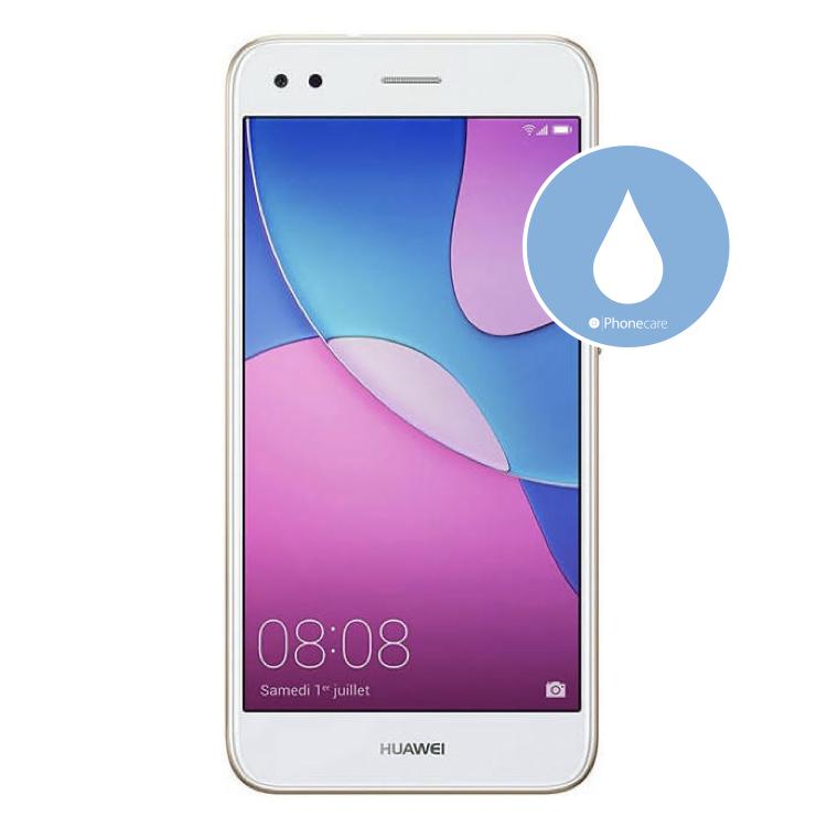 Flüssigkeitsschaden (Diagnose) Huawei Y6 Pro (2017)