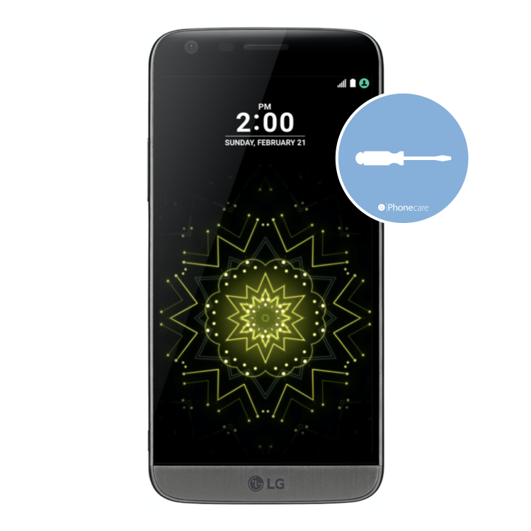 Austausch Powerbutton/Laut-Leiser Taste LG G5