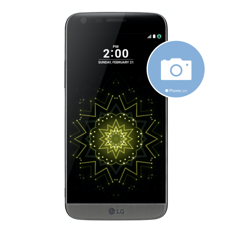 Austausch Frontkamera LG G5
