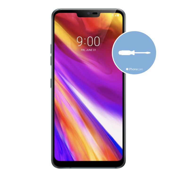 Austausch Powerbutton/Laut-Leiser Taste LG G7 ThinQ