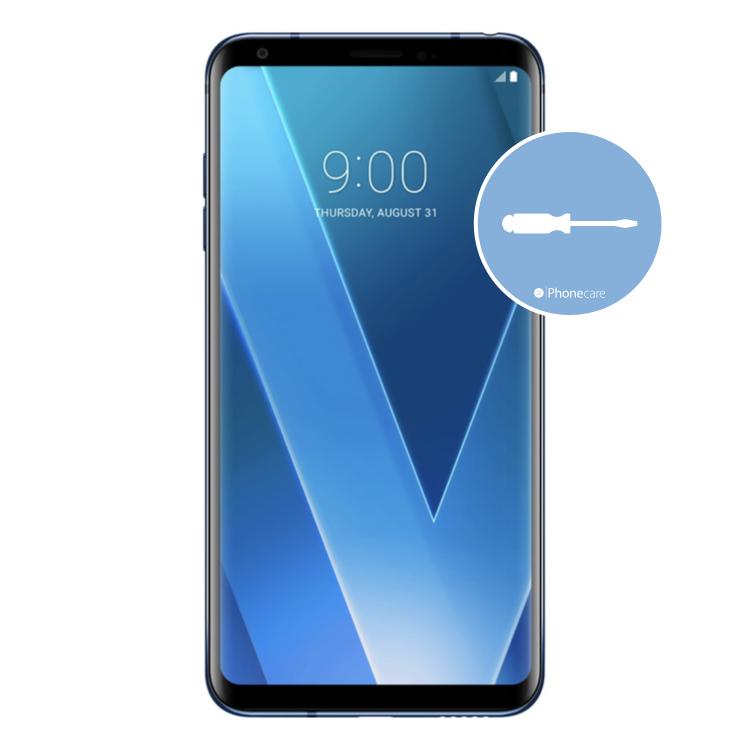 Austausch Powerbutton/Laut-Leiser Taste LG V30