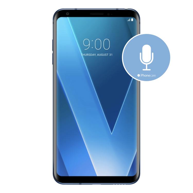 Austausch Mikrofon LG V30