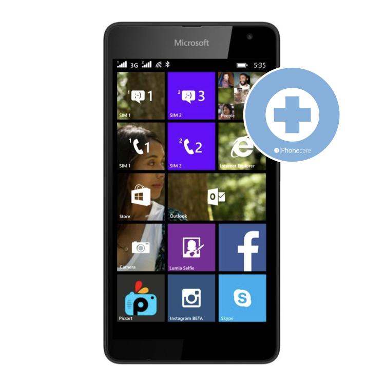 Datenrettung Microsoft Lumia 535