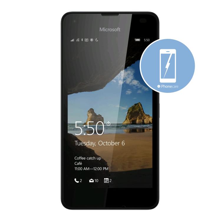 Austausch Displayeinheit Lumia 550